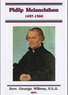 Philip Melanchthon 1497–1560