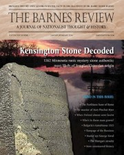 The Barnes Review, January-February 2010
