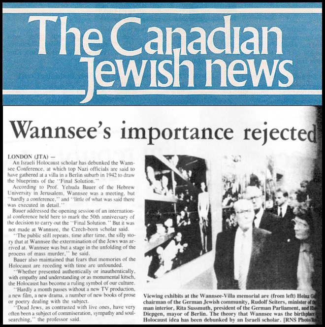 how significant was the wannsee conference essay Open document below is an essay on the wannsee conference from anti essays, your source for research papers, essays, and term paper examples.