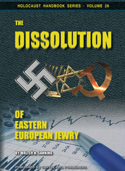 The Dissolution of Eastern European Jewry